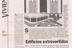 Edificios Extrovertidos